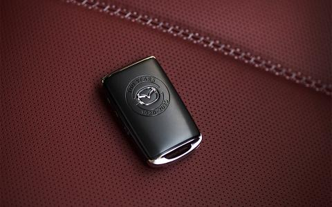 Mazda CX-30 100th Anniversary key
